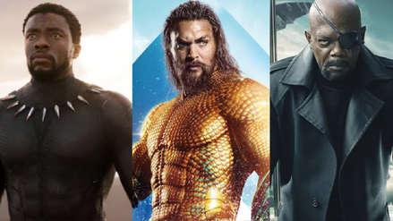 Oscar 2019: Black Panther, Aquaman y Nick Fury se apuntan como presentadores de la gala [FOTOS]