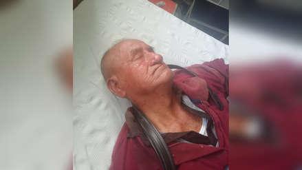 Un anciano salvó de morir luego de ser atacado por abejas en Chiclayo