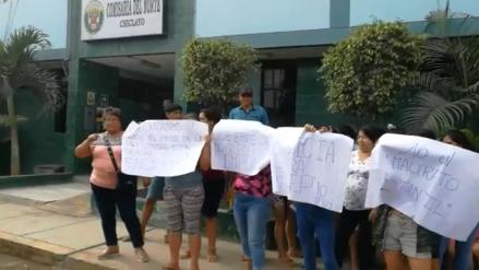 Chiclayo   Dejan en libertad a mujer que encadenó a su hijo