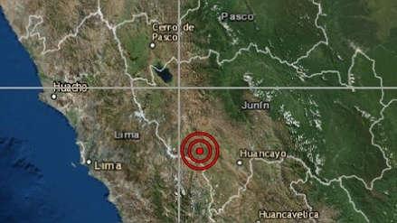 Junín | Un sismo de magnitud 4.1 sacudió Jauja esta madrugada