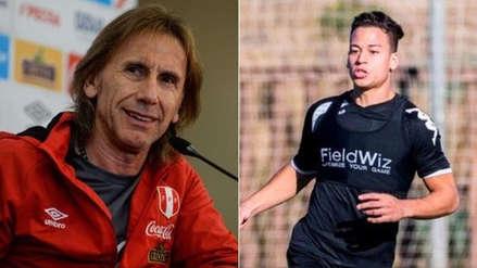 Selección Peruana | Ricardo Gareca viajará a Egipto para visitar a Cristian Benavente