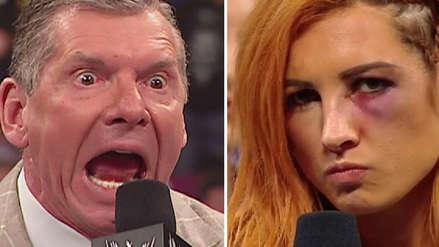 WWE | Becky Lynch es retirada de Wrestlemania 35 y remplazada por Charlotte Flair