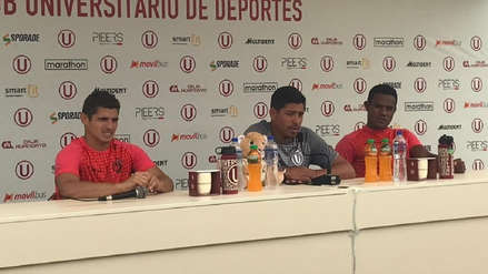 Universitario de Deportes   Nicolás Córdova defendió a sus jugadores tras salida nocturna en Trujillo