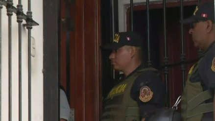 La Policía Nacional desbarató la banda 'Las Hienas del Morro', dedicada a la extorsión