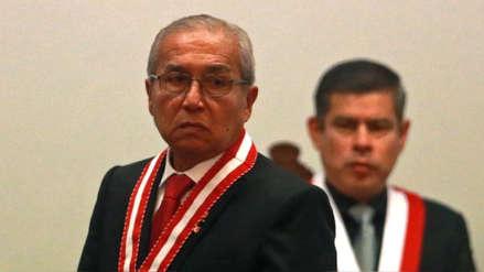 Comisión Permanente del Congreso archivo dos denuncias constitucionales contra Pedro Chávarry