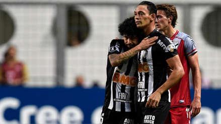 Atlético Mineiro venció 3-2 a Danubio y clasificó a la tercera fase de la Copa Libertadores