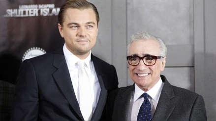 Martin Scorsese y Leonardo DiCaprio volverán a trabajar juntos después de 6 años