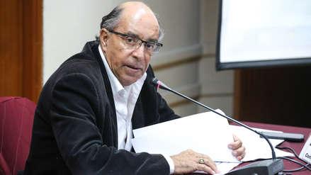 Comisión de Constitución aprobó opinión consultiva sobre levantamiento de inmunidad de Edwin Donayre