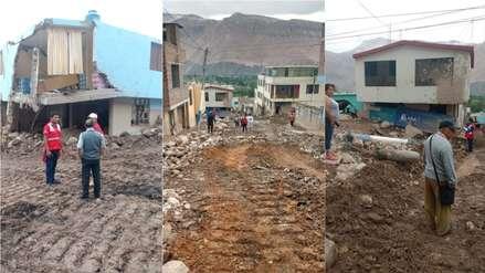 Lluvias y huaicos en Arequipa dejan 12 muertos, 43 heridos y 3,708 afectados