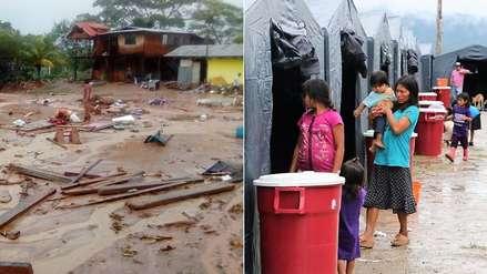 La historia de la comunidad en Junín que fue arrasada por un huaico y logró ser reubicada