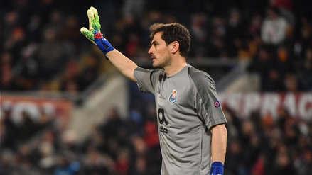 Champions League | Iker Casillas rompió otro récord: sumó 19 rondas de octavos de final