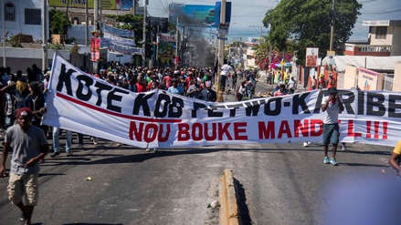 Cinco claves para entender las protestas en Haití