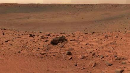 Científicos creen que hay actividad volcánica subterránea en Marte