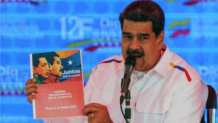 Nicolás Maduro dice que reunión entre Trump y Duque fue un