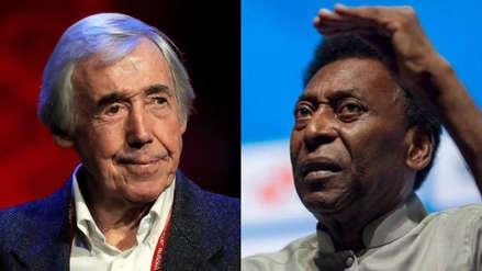 """Pelé rindió homenaje a Gordon Banks: """"Era un portero con magia"""""""