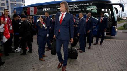 Ricardo Gareca viajó para reunirse con Cristian Benavente y otros jugadores