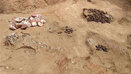 Hallan cámara funeraria de la época Inca en Zaña