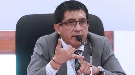 Richard Concepción Carhuancho es apartado definitivamente del caso Keiko Fujimori