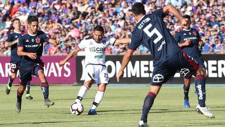 Melgar empató ante U de Chile y avanzó de fase en la Copa Libertadores