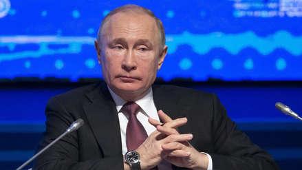 Rusia alista un plan para desconectarse de la red mundial de internet