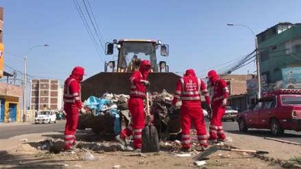 Limpieza pública vuelve a manos de entidad municipal tras 10 meses en Trujillo