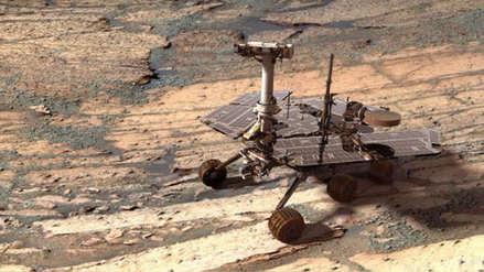 Estados Unidos | La NASA da por finalizada la misión del robot Opportunity en Marte
