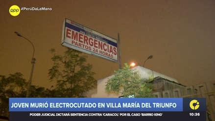Un joven murió electrocutado por conectar el cargador de su celular con las manos mojadas