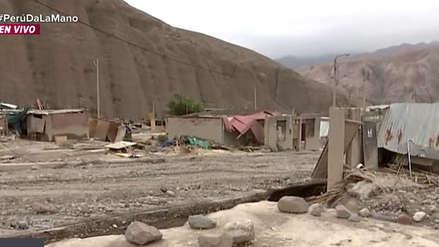 Tacna | RPP llegó a Mirave para recorrer la zona afectada por el huaico