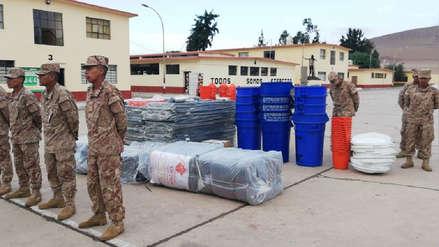 Tacna | Ayuda humanitaria ya se dirige al distrito de Mirave