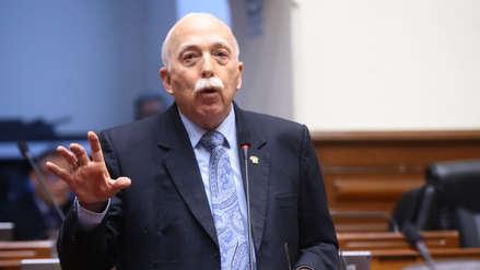 Tubino pide sentencia firme para levantar la inmunidad de Donayre: