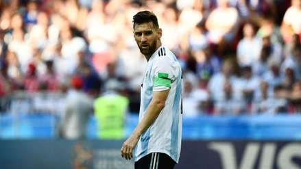 """'Chiqui' Tapia: """"Lionel Messi tiene ganas de volver a la Selección argentina"""""""