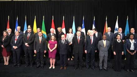 El Grupo de Lima se reunirá el 25 de febrero en Bogotá para hablar sobre Venezuela