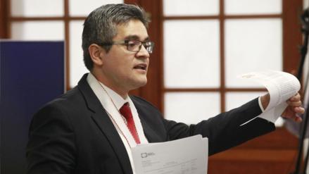 Pérez Gómez: Información de Brasil es vital para procesar a quienes cometieron actos de corrupción