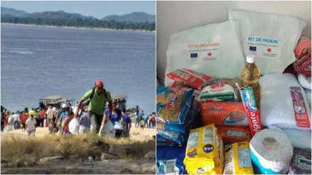 Indígenas venezolanos escoltaron ayuda humanitaria proveniente de Colombia, según exgobernador