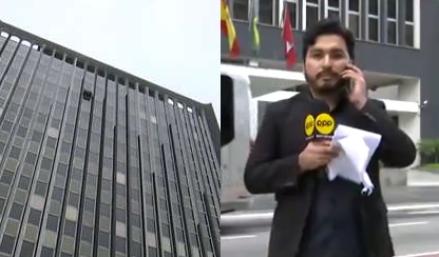 Brasil: Este es el edificio en donde se firmará el acuerdo de colaboración eficaz con Odebrecht