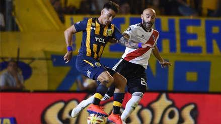 River Plate igualó 1-1 con Rosario Central por la Superliga Argentina