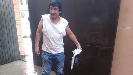 Chiclayo: Oficina del Senamhi quedó inundada tras intensas lluvias