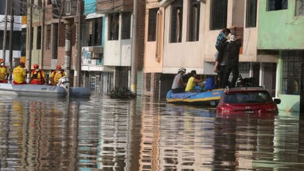 Aniego en San Juan de Lurigancho: Mapfre aseguró que familia que perdió su casa será indemnizada