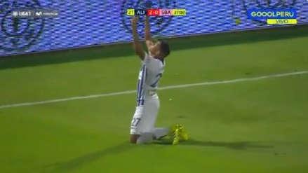 Alianza Lima vs. Sport Boys | Kevin Quevedo anotó tras gran jugada de Felipe Rodríguez