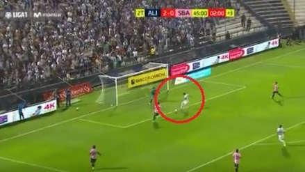 Alianza Lima vs. Sport Boys: Felipe Rodríguez marcó su primer GOL 'blanquiazul' | VIDEO