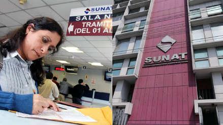Ya puedes pedirle a Sunat que te devuelva parte de tu pago del Impuesto a la Renta