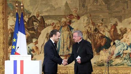 Investigan por agresión sexual al nuncio del Papa Francisco en Francia