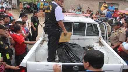Chiclayo: Policía no descarta feminicidio en el caso de la muerte de joven madre