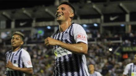 Alianza Lima: Mauricio Affonso y la gran definición tras error de defensa de Sport Boys