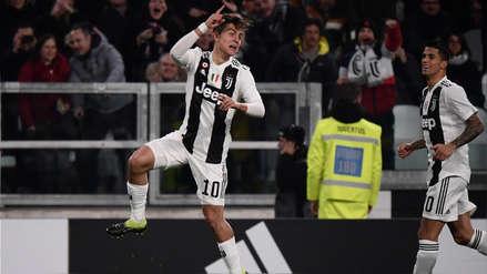 Cristiano Ronaldo | Paulo Dybala anotó un golazo con Juventus y celebró como 'CR7'