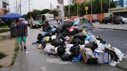 Basurales en Trujillo: la ciudad muestra su peor cara