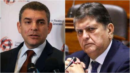 Fiscal Vela sobre Alan García: