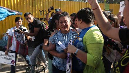 Liberan a salvadoreña condenada a 30 años de cárcel tras dar a luz a un bebé muerto