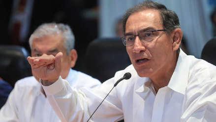 Martín Vizcarra: Acuerdo con Odebrecht causa