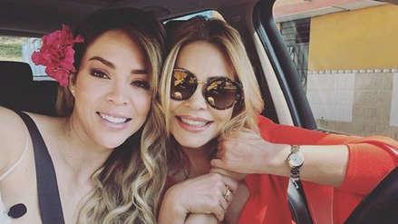 Gisela Valcárcel a Sheyla Rojas: